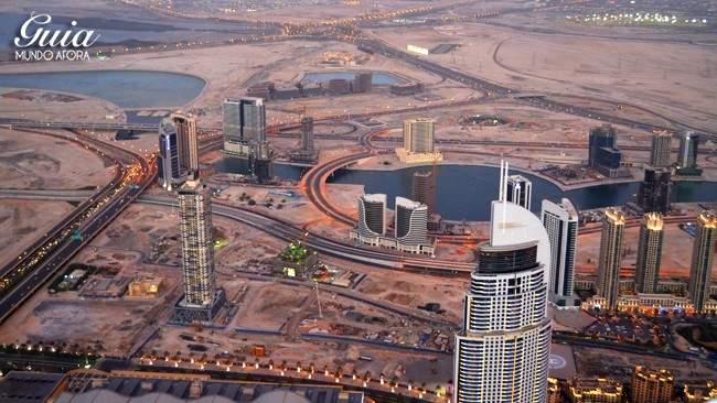 At the Top, em Dubai