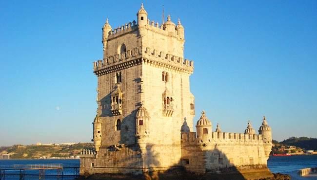 Torre de Belem em roteiro de 1 dia em Lisboa