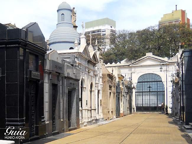 Cemitério de Recoleta Buenos Aires