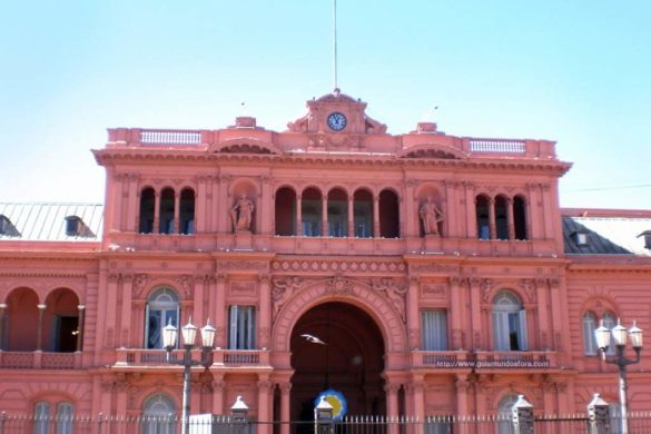 Lua de mel: final de semana em Buenos Aires