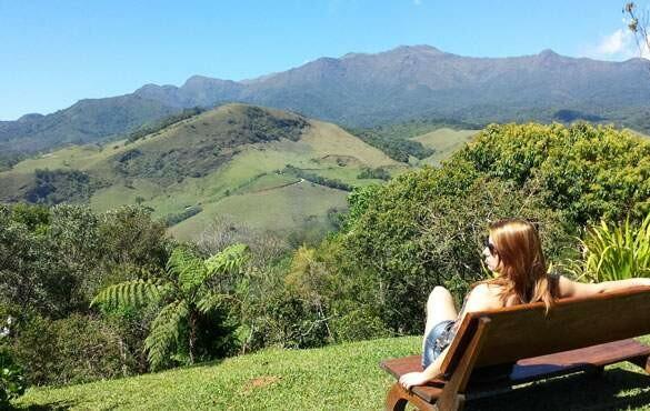 Indicação de hotel em Visconde de Mauá: Casa da Colina