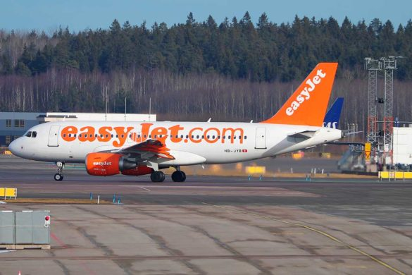 Regras de mala na Europa – low costs EasyJet e Ryanair