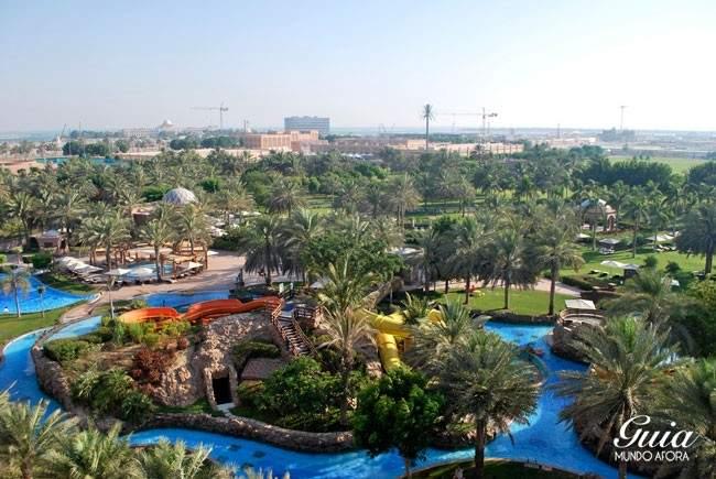 Piscina infantil Emirates Palace