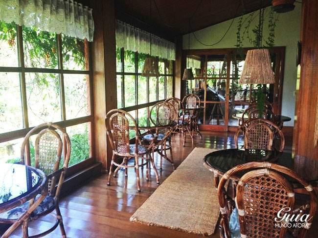 Salão de café da manhã