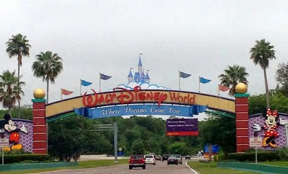 Quanto custa o estacionamento na Disney?