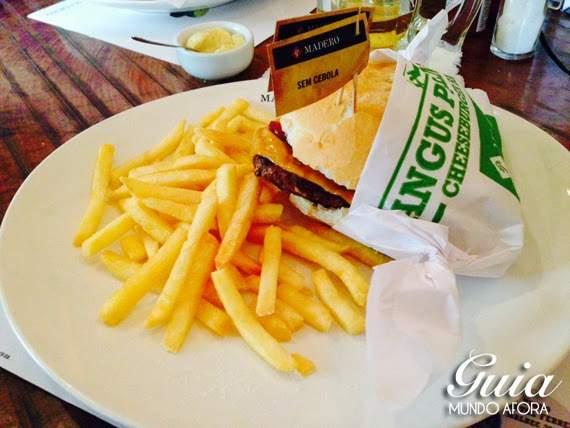 Madero: restaurante em Curitiba