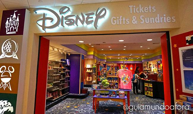 Loja Oficial Disney