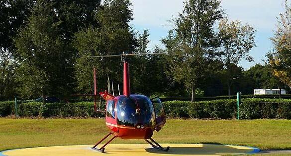 Passeio de Helicóptero em Orlando por 20 dólares