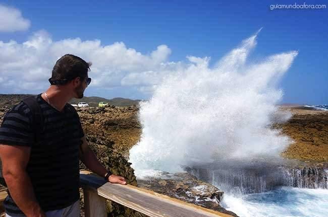 Nacional Park Shete Boka Curaçao