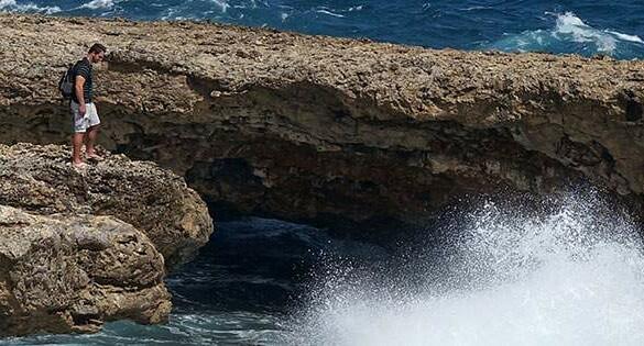 Shete Boka: um passeio diferente em Curaçao