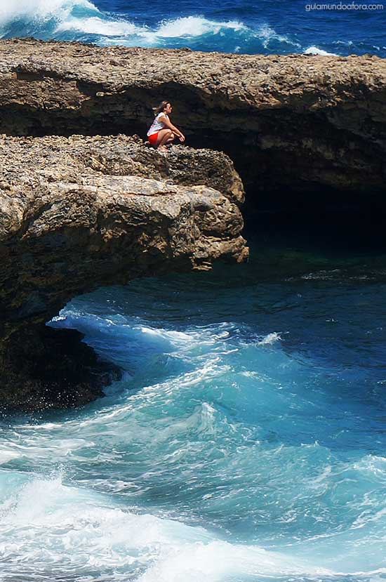 Boka Wandomi, Curaçao
