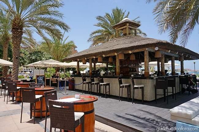 Bar do Club Riva Dubai
