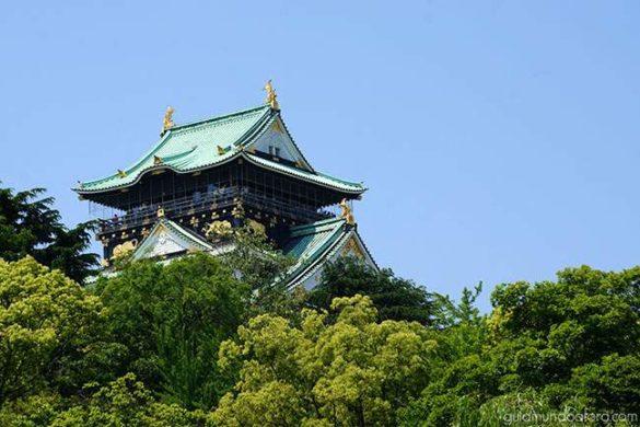 Roteiro de 2 dias em Osaka no Japão