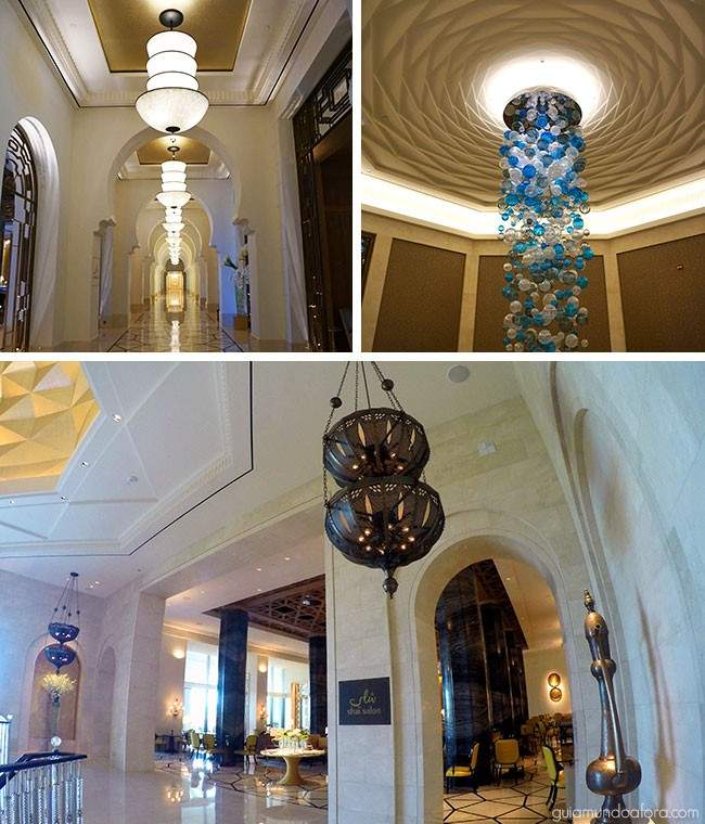 Lustres Four Seasons Dubai