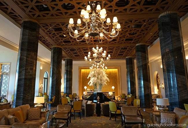 looby-fourseasons-650x442 Dica de hotel em Dubai: O novo Four Seasons