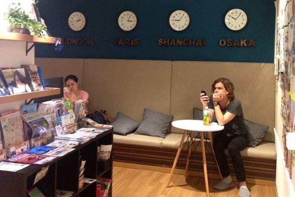 Dica de hostel Drop Inn Osaka – porque gostei?