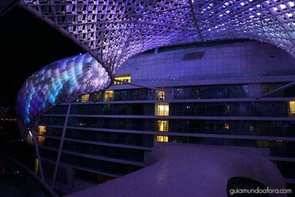 Onde ficar em Abu Dhabi: Yas Viceroy, o hotel para assistir ao Grand Prix