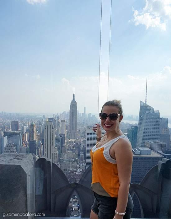 Top fo the Rock Nova York