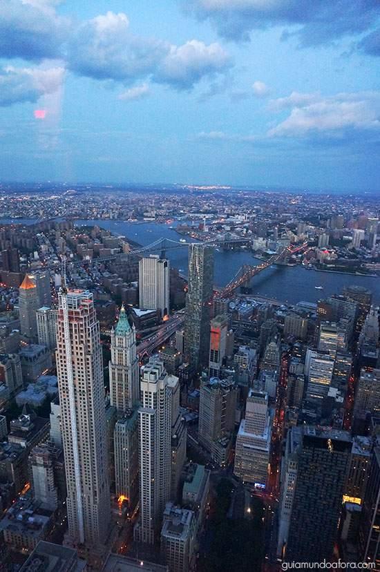 Vista do One - Nova York