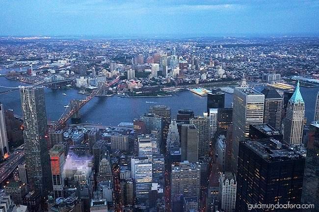Vista do One Trade Center