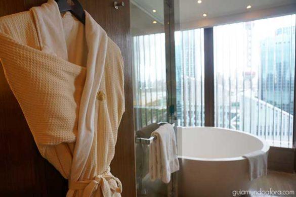 Dica de Hotel em Xangai: um dos melhores da vida!