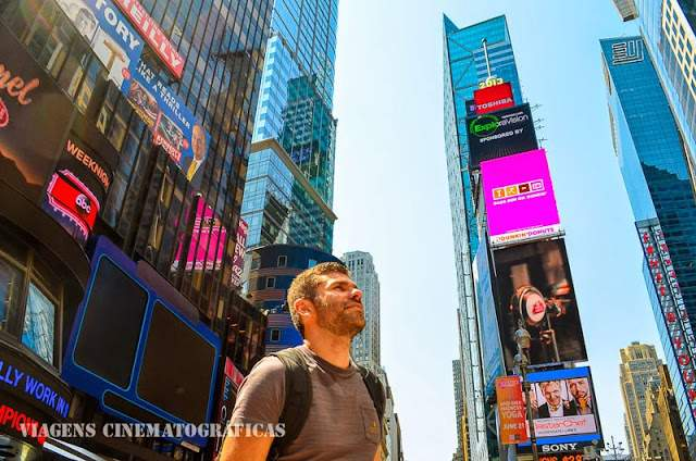 Times Square - O que fazer em Nova York