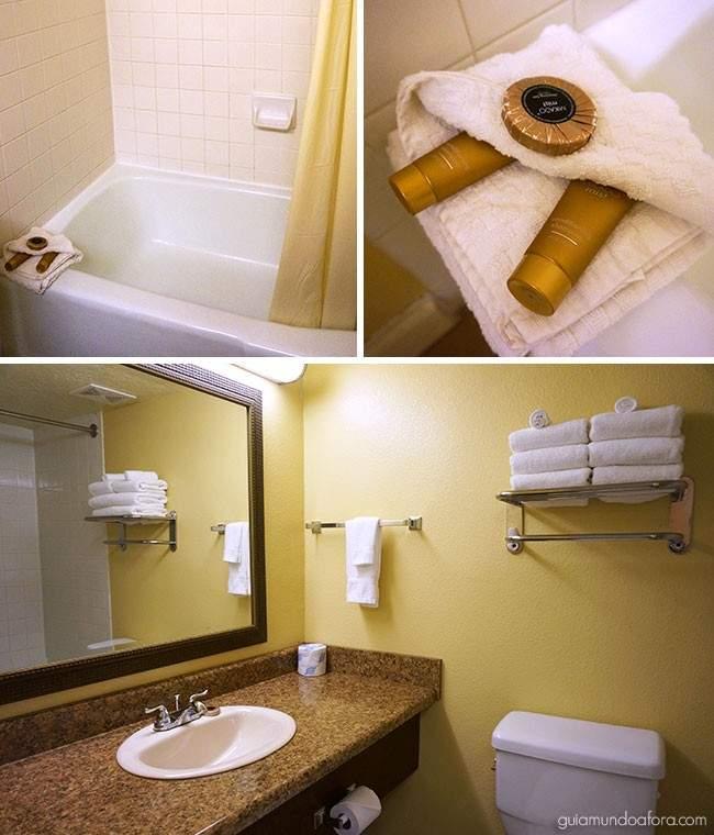 Banheiro Celebration Suites