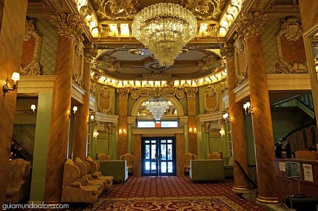 Hotel barato em Nova York e bem localizado