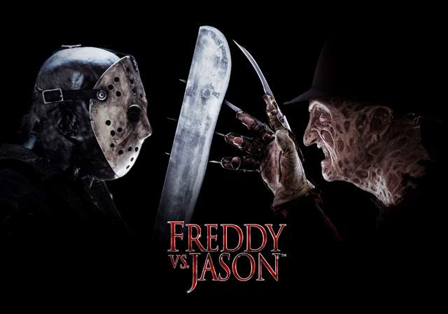 Casa do Freddy vs. Jason