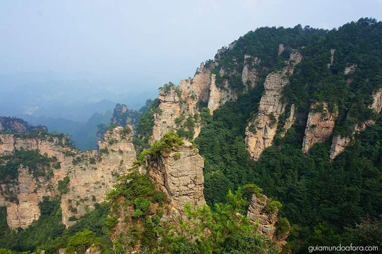 avatar-china Zhangjiajie: um dos lugares mais SENSACIONAIS da China!