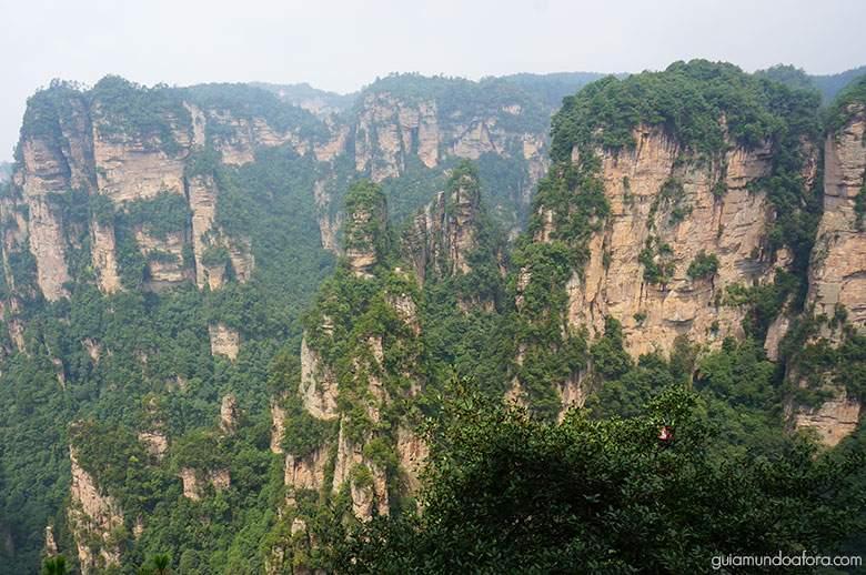 nationak-park-avatar-china Zhangjiajie: um dos lugares mais SENSACIONAIS da China!