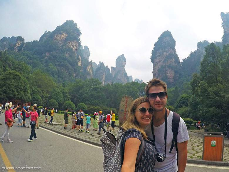 national-park-zhangjiajie