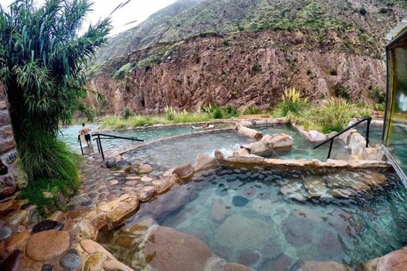 Passeio relax em Mendoza: Termas de Cacheuta