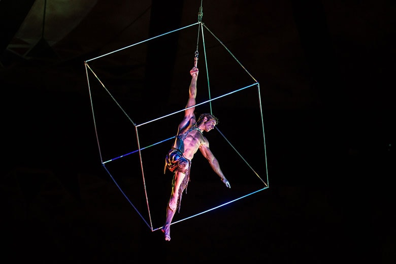 Mystère Cirque do Soleil em Las Vegas