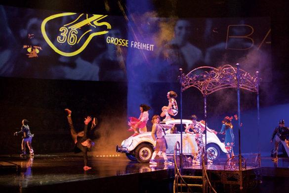 Cirque du Soleil Beatles em Las Vegas: informações do show e ingressos