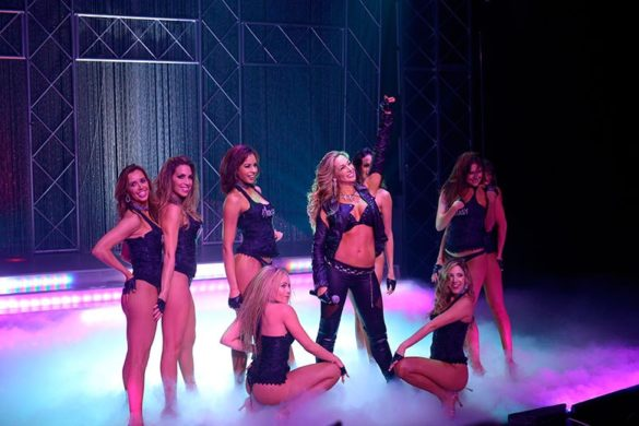 Fantasy: show de Topless em Las Vegas