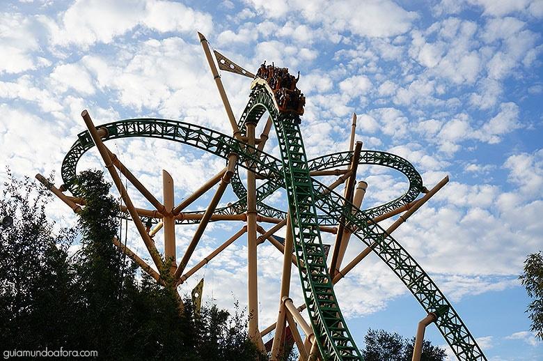Parques em Orlando - Busch Gardens