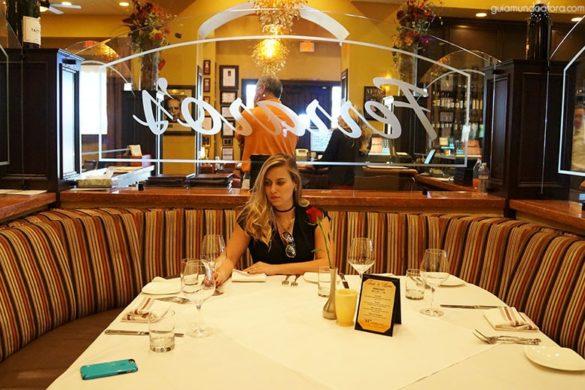 Restaurantes em Las Vegas testados e aprovados!