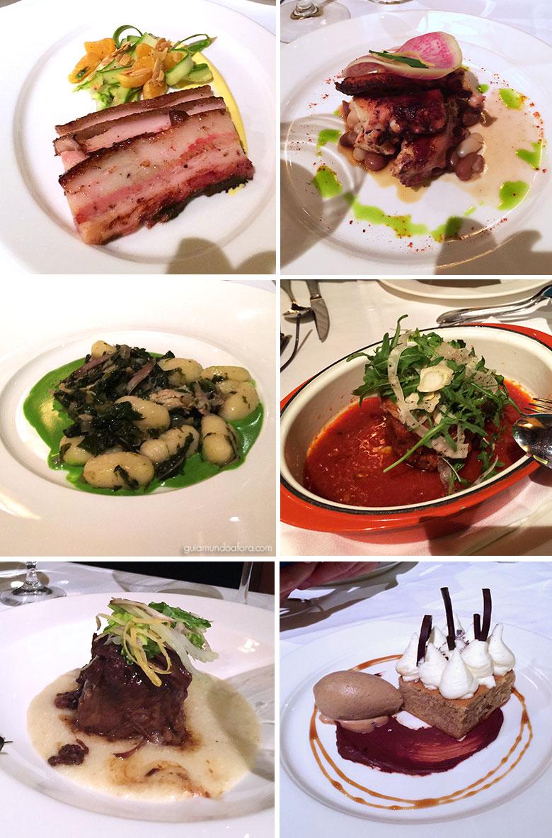 Italiano: restaurantes em Las Vegas