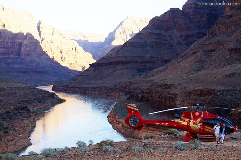 5 dias em Vegas - Grand Canyon