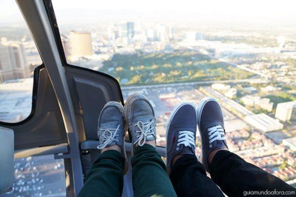 Passeio de Helicóptero em Las Vegas: quanto custa e como é?