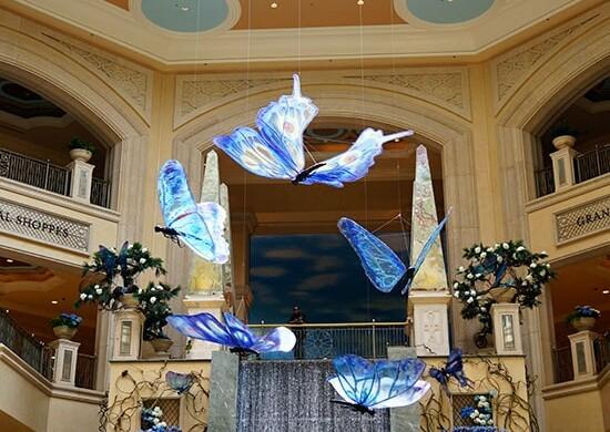 Onde ficar em Las Vegas: o italiano Palazzo