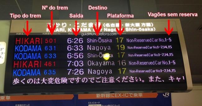telao-trens-min-650x343 Como funciona o JR Pass no Japão? (com preços e dicas!)