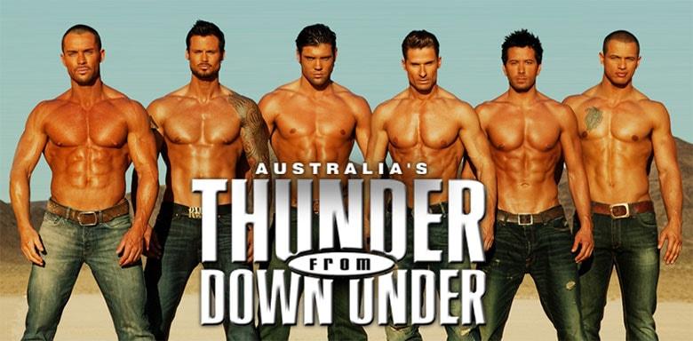 5 dias em Vegas - Thunder from dow Under