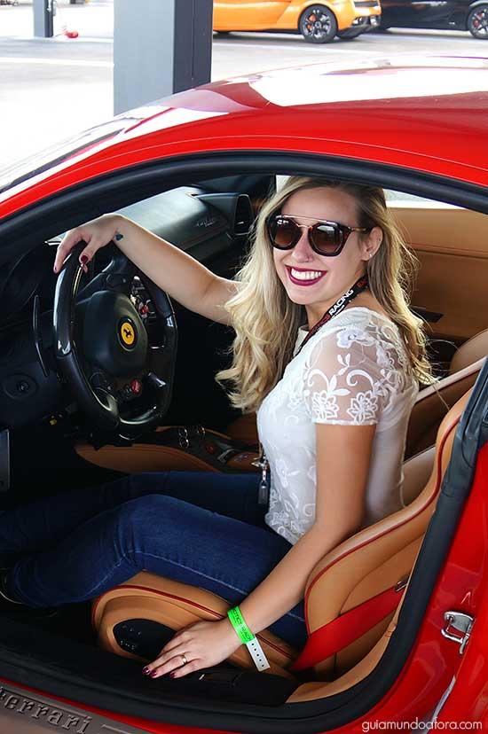 Ferrari Las Vegas