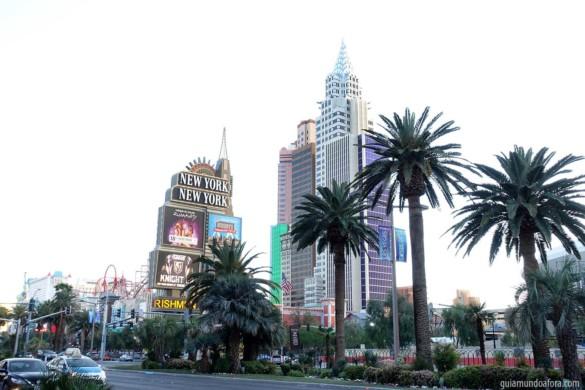Onde fica Las Vegas, como chegar e quando ir? (COM MAPA!)