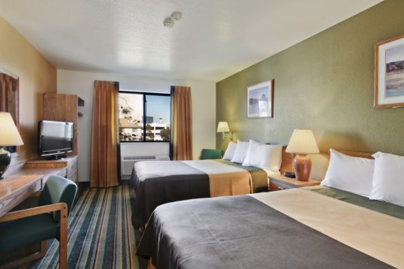 Dica de hotel barato em Las Vegas