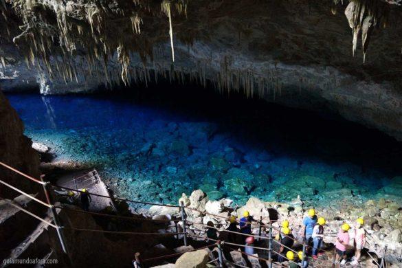 Gruta do Lago Azul e São Miguel em Bonito: realmente imperdíveis?