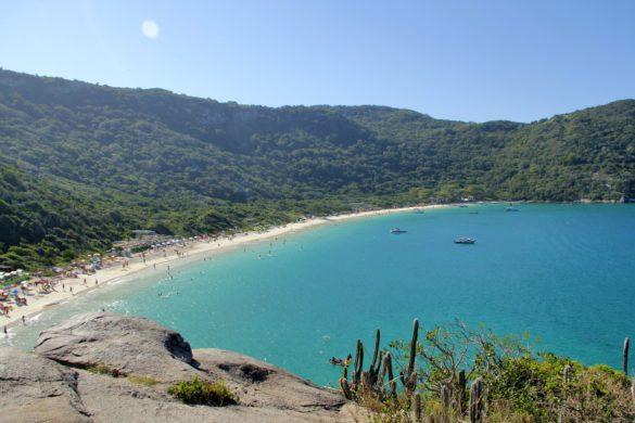 Passo a passo para planejar uma viagem para Arraial do Cabo