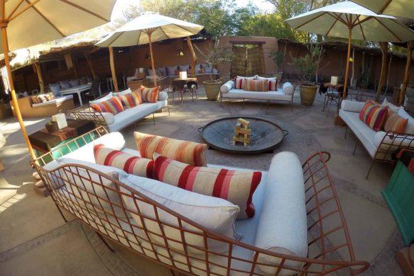 Hotel no Atacama Awasi: exclusividade e conforto
